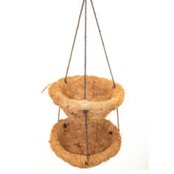 Double Basket Hanging