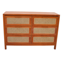 6DRAWER CONSOLE A-I